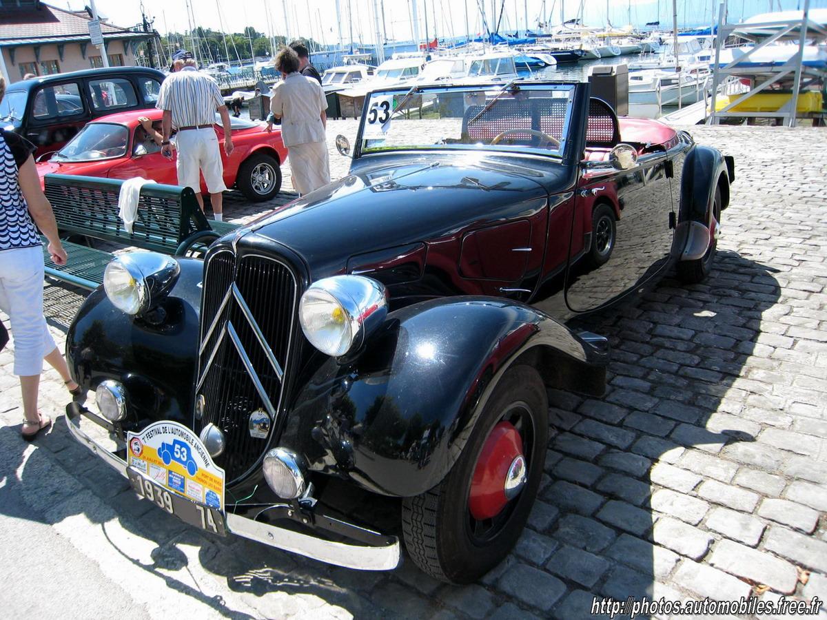 Citroën 11BL Cabriolet