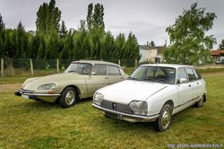 Citroën GS & DS
