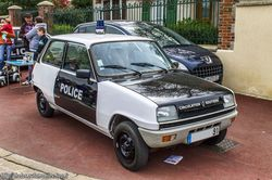 Renault 5 Police