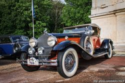 Packard 734 Boattail Speedster