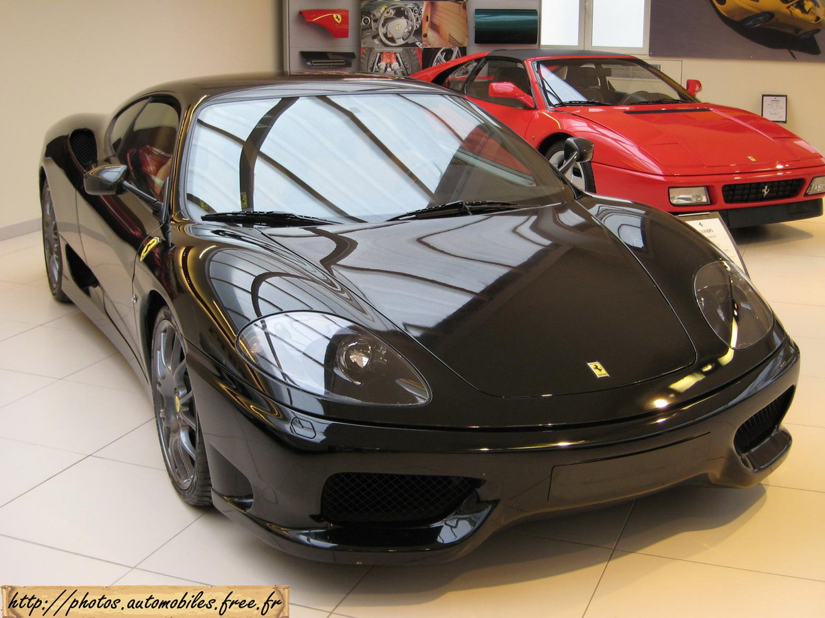 Ferrari Challenge Stradale Cool Specification
