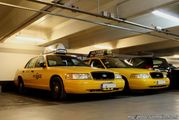 Ford Crow Victoria Taxi New Yorkais