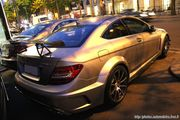 Mercedes C63 AMG Black Series