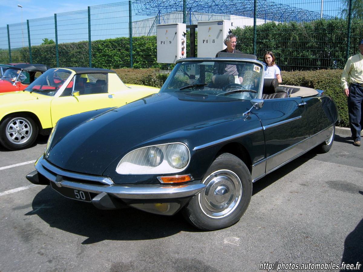 Citroën DS 23.