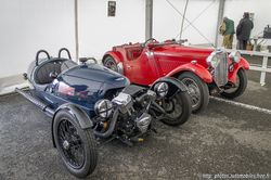 Morgan Three Wheeler & Singer Nine Le Mans