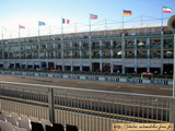 Stands Magny Cours
