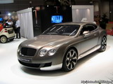 Bentley Continental GT Carface