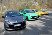 Renault Clio III RS & Megane II RS & Spider
