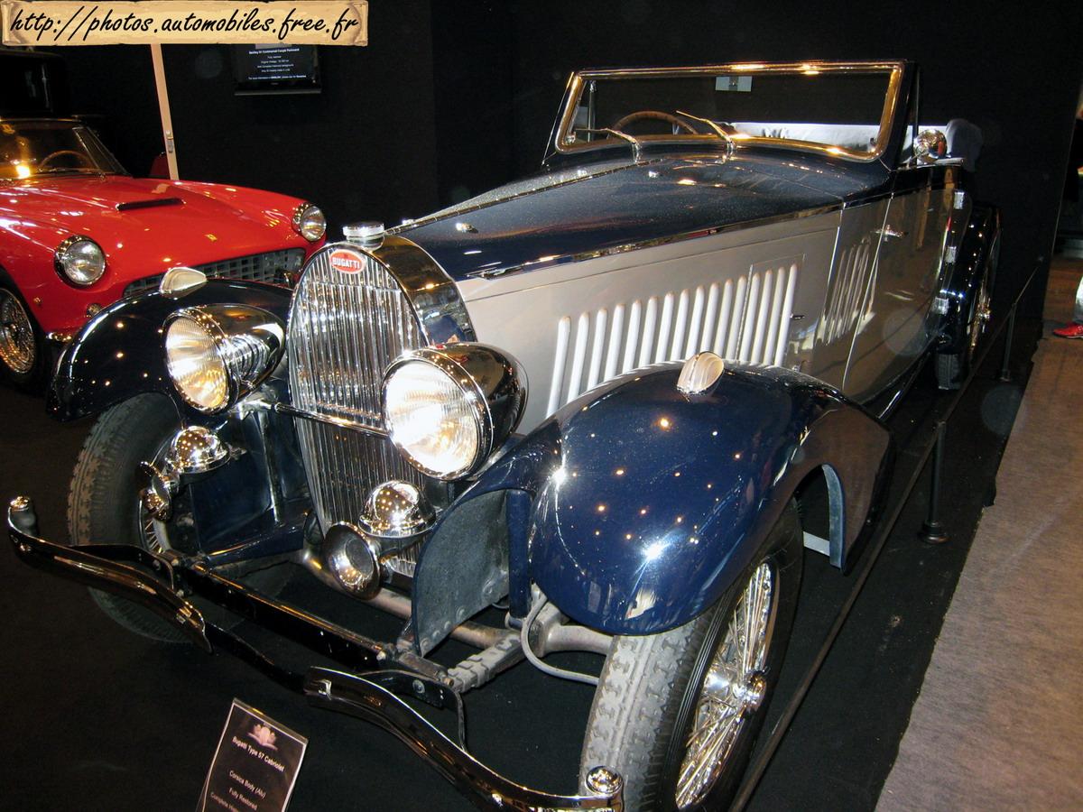 Bugatti Type 57 Cabriolet