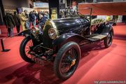 Bugatti Type 18 Sports Black Bess