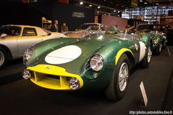 Aston Martin DB3S/9 Works Racing Car
