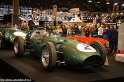 Aston Martin DBR4-4 Grand Prix
