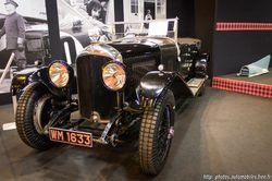 Bentley 4.5 Litre Tourer