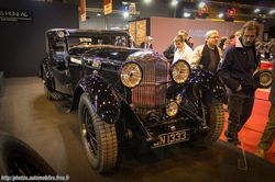 Bentley 8 Litre Freestone & Webb Foursome Coupe