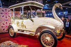 Brooke 25/30 HP Swan Car