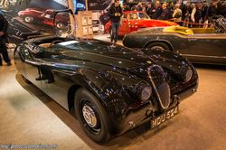 Jaguar XK120 World Land Speed Record Car