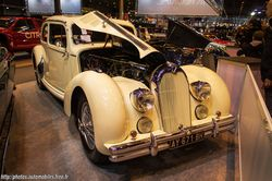 Talbot Lago T26 Coach Superprofile