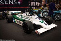 Williams FW07C-D