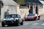 AC Cobra & Ford GT40