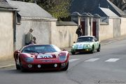 Ford GT40 & Lotus Elan