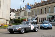 Jaguar Type E & Alpine A110 Berlinette