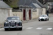 Jaguar XK150 S & Lotus Elite