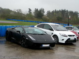 Lamborghini Gallardo Nera & Ford Focus RS