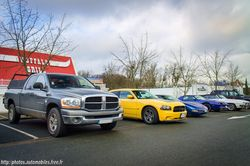 Dodge RAM & Charger RT