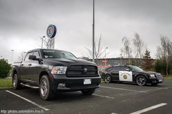 Dodge RAM & Chrysler 300C Touring