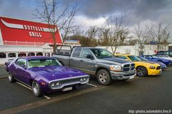 Plymouth Roadrunner & Dodge RAM
