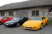 Lotus Esprit Turbo SE High-Wing & Esprit S2